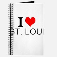 I Love St. Louis Journal