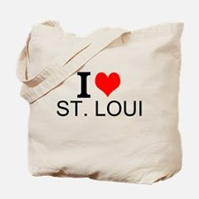 I Love St. Louis Tote Bag