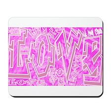 Graffiti Scramble.jpg Mousepad