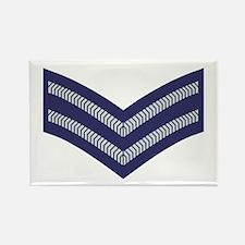 RAF Corporal<BR> Rectangle Magnet 2