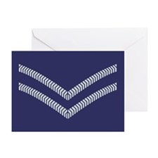 RAF Corporal<BR> 6 Note Cards
