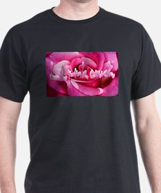 Lil Pink Crush Pink Rose2.jpg T-Shirt