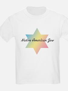 Native American Jew T-Shirt