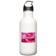 Lil Pink Crush Pink Ro Water Bottle