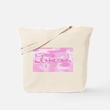 2-Lil Pink Crush Camouflage.jpg Tote Bag