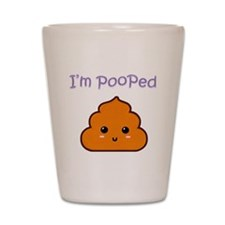 Unique Poop Shot Glass