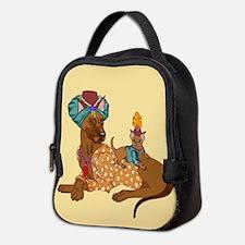 sultans bodyguard Neoprene Lunch Bag