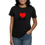 I Love Byron Women's Pastel T-Shirt