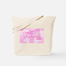 Lil Pink Crush Camouflage.jpg Tote Bag