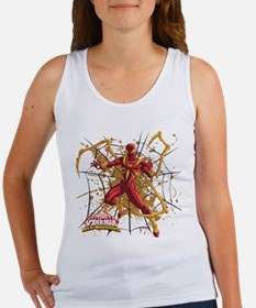 Iron Spider Web Women's Tank Top