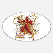 Iron Spider Web Decal