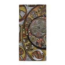 Celtic Steampunk Beach Towel