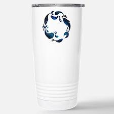Aquatic Galaxy Travel Mug