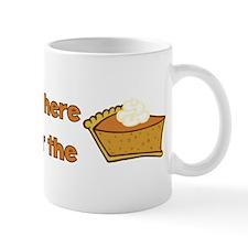 Pie Mugs