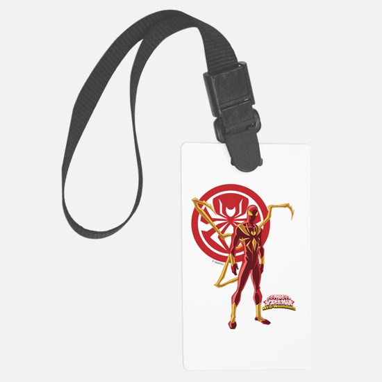 Iron Spider Standing Luggage Tag