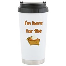 Pie Travel Mug