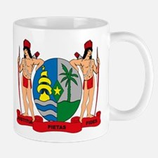 Suriname Coat of Arms Small Small Mug