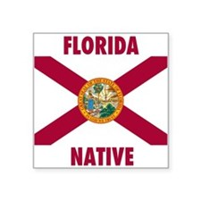 Florida Native Sticker