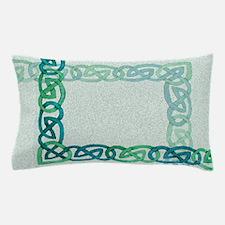 Celtic Watercolor Pillow Case