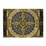 Compass 5x7 Rugs