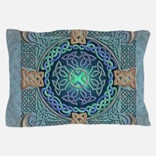 Celtic Eye of the World Pillow Case