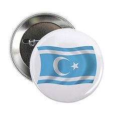 "Iraqi Turkmen Flag 2.25"" Button (100 pack)"