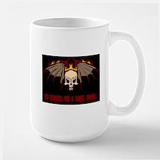Ghoul Friend Black Mugs