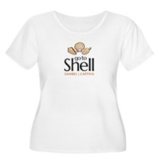 Go To Shell Plus Size T-Shirt