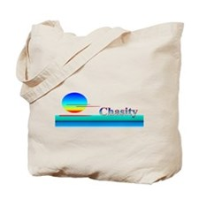 Chasity Tote Bag