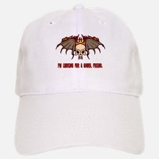 Ghoul Friend Baseball Baseball Cap