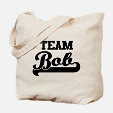 Team Bob Tote Bag