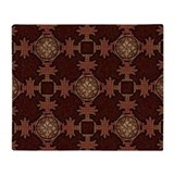 Celtic design Fleece Blankets