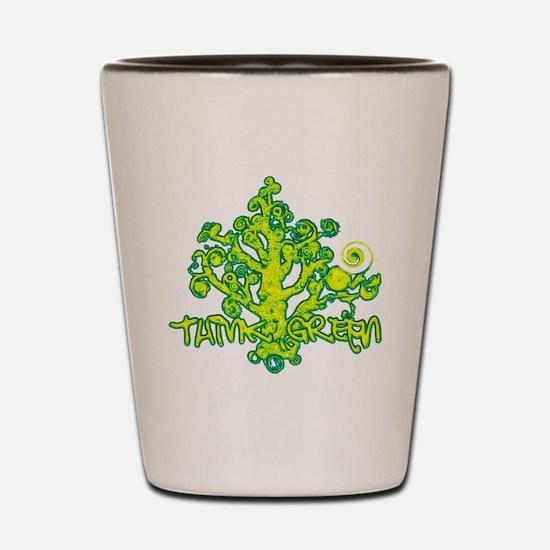 Think_Green Shot Glass