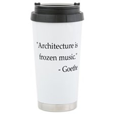 Funny Architect Travel Mug