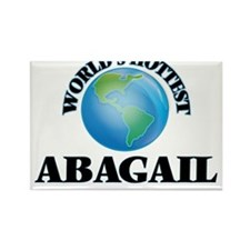 World's Hottest Abagail Magnets