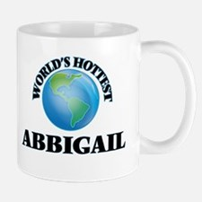 World's Hottest Abbigail Mugs