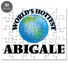 World's Hottest Abigale Puzzle