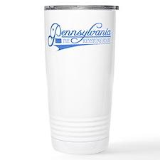 Pennsylvania State of Mine Travel Mug