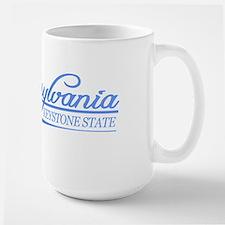 Pennsylvania State of Mine Mugs