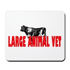 LARGE ANIMAL VET Mousepad