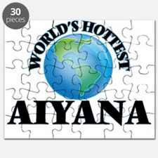 World's Hottest Aiyana Puzzle