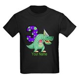 3rd birthday Kids T-shirts (Dark)