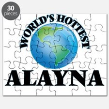 World's Hottest Alayna Puzzle