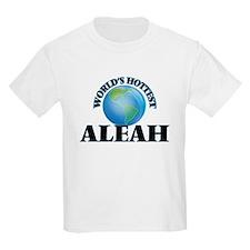 World's Hottest Aleah T-Shirt