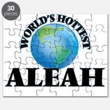 World's Hottest Aleah Puzzle
