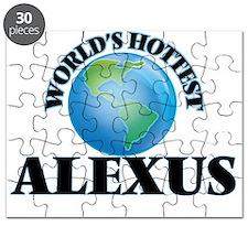 World's Hottest Alexus Puzzle