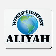 World's Hottest Aliyah Mousepad
