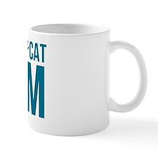 Black Cat Mom Mug