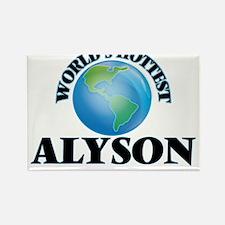 World's Hottest Alyson Magnets