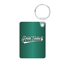 Rhode Island State of Mine Keychains
